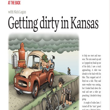 VN Archives: Our first time at Dirty Kanza