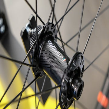 Wilier Triestina adds three carbon wheelsets to its range
