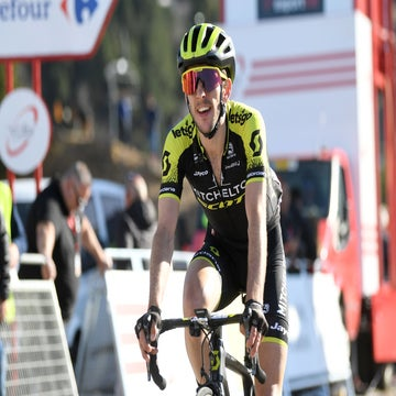 Yates to employ more conservative strategy at Giro d'Italia