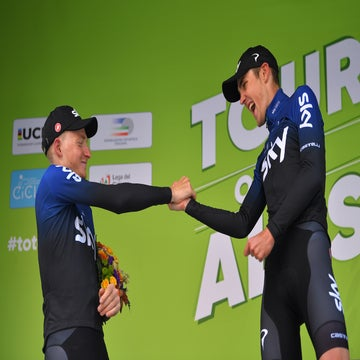 Ineos embraces new opportunities without star rider Bernal in Giro roster