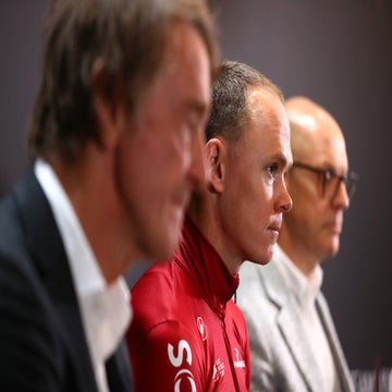 Froome 'motivated as ever' to target fifth Tour de France title