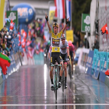 Romandie, stage 4: Roglic takes stage with a sprint and retains GC lead