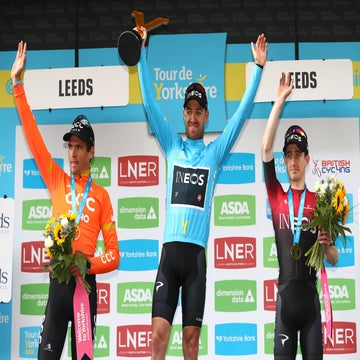 Yorkshire: Van Avermaet takes final stage while Lawless wins overall