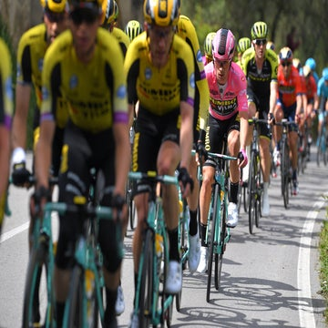 Jumbo-Visma confident they'll have support for Roglic in mountains despite De Plus exit