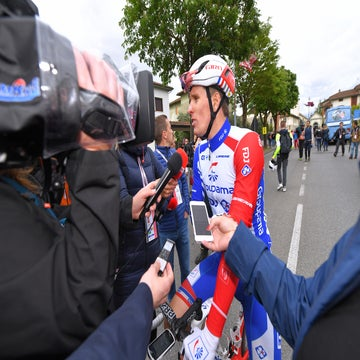Giro Casino: A day in the life of the journalists chasing the 'corsa rosa'