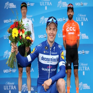 Tour of California stage 3: Cavagna wins from daylong breakaway