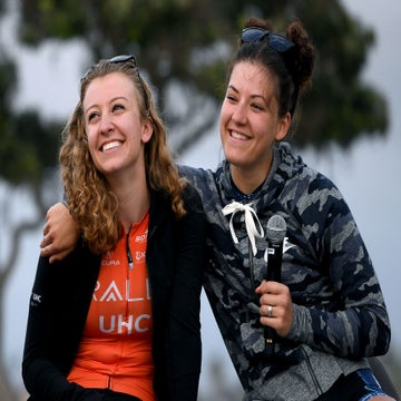 Chloé Dygert Owen faces her fears in California return