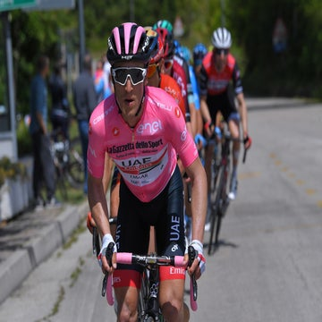Conti vows to lose Giro lead in style