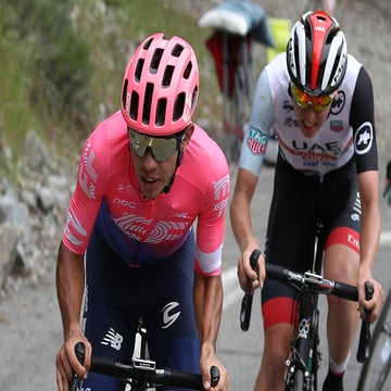 Higuita's ascendance a consolation prize for EF Education First in California