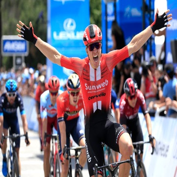Tour of California: Pogacar, van der Breggen clinch overall
