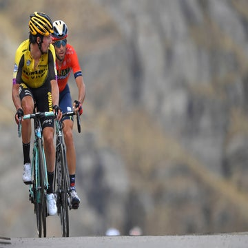 Nibali blasts Roglic for uncooperative attitude