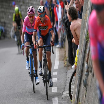 Nibali's 'nastiness' coming to fore as Giro enters final week