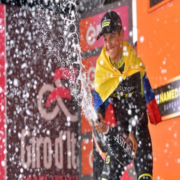 Chaves finds life metaphor in Giro stage victory