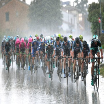 Podcast: Soggy Giro; Lindsay Goldman on growing women's cycling