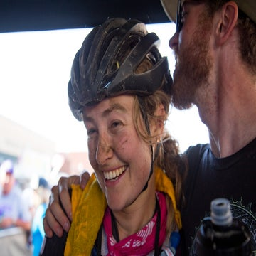 Q&A: Dirty Kanza winner Amity Rockwell on her win, her preparation, and the gift of gravel