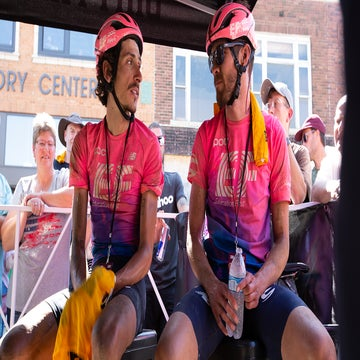 The Outer Line: Pro riders race gravel at Dirty Kanza 200