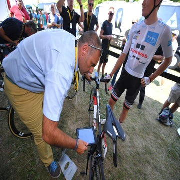 UCI to use new testing methods to combat 'mechanical doping'