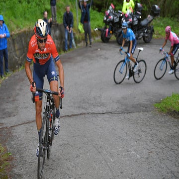 Nibali 'no regrets' in Giro d'Italia
