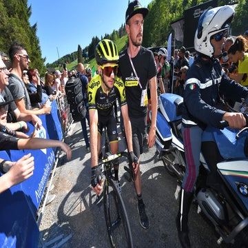 Yates, Mitchelton-Scott to regroup following 'heartbreaking' Giro d'Italia