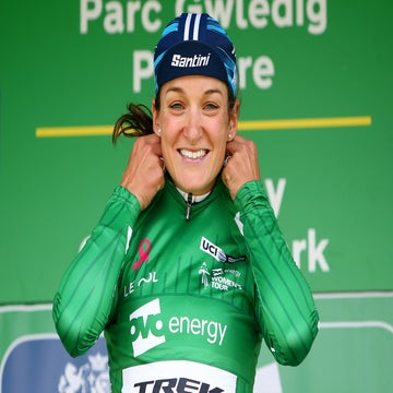 OVO Women's Tour: Deignan wraps up overall, Pieters wins stage from sprint