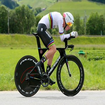 Tour de Suisse stage 1: Dennis edges time trial win
