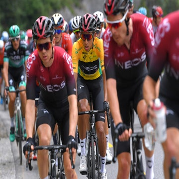 Bernal says he will 'respect' Thomas at Tour