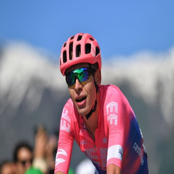 Carthy finally breaks through at Tour de Suisse