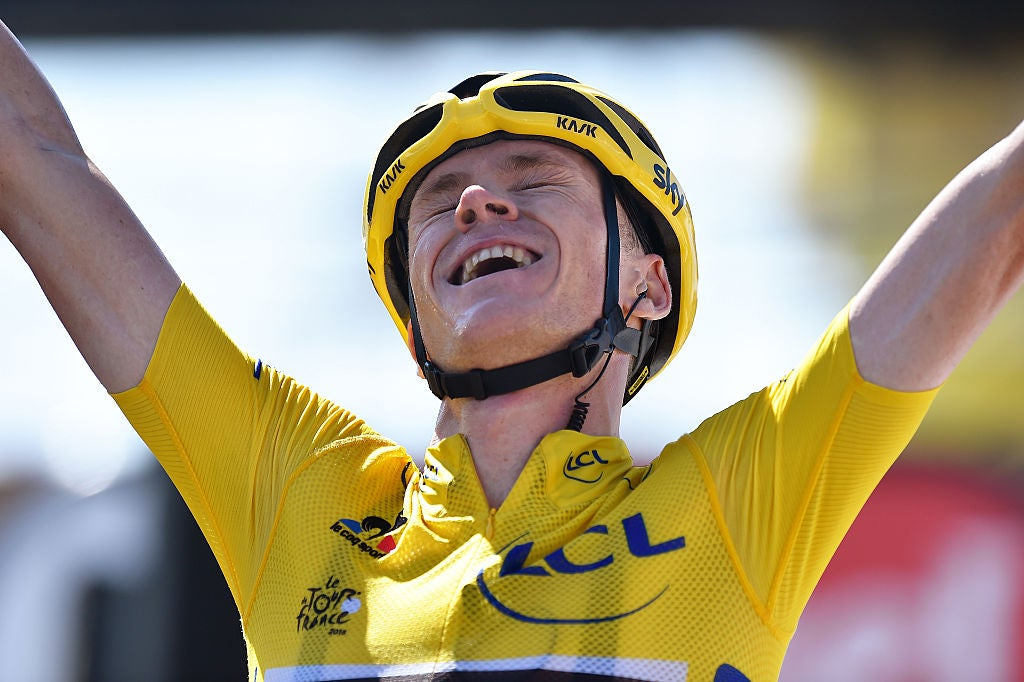 Will 2021 be the year Chris Froome joins the Tour de France five-win club? – VeloNews.com