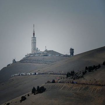Mont Ventoux gets its own one-day race for climbers