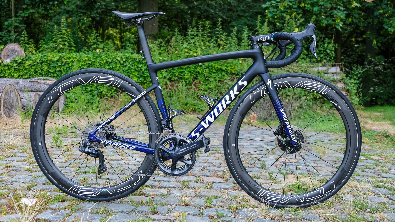 Pro Bike Gallery Julian Alaphilippe S Specialized S Works Tarmac Velonews Com