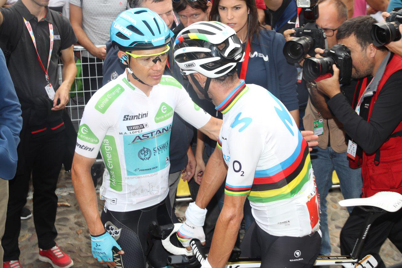 Movistar, López apologize in wake of Friday's controversial stage