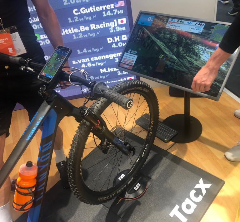 Trend watch: At Eurobike, indoor cycling takes center stage
