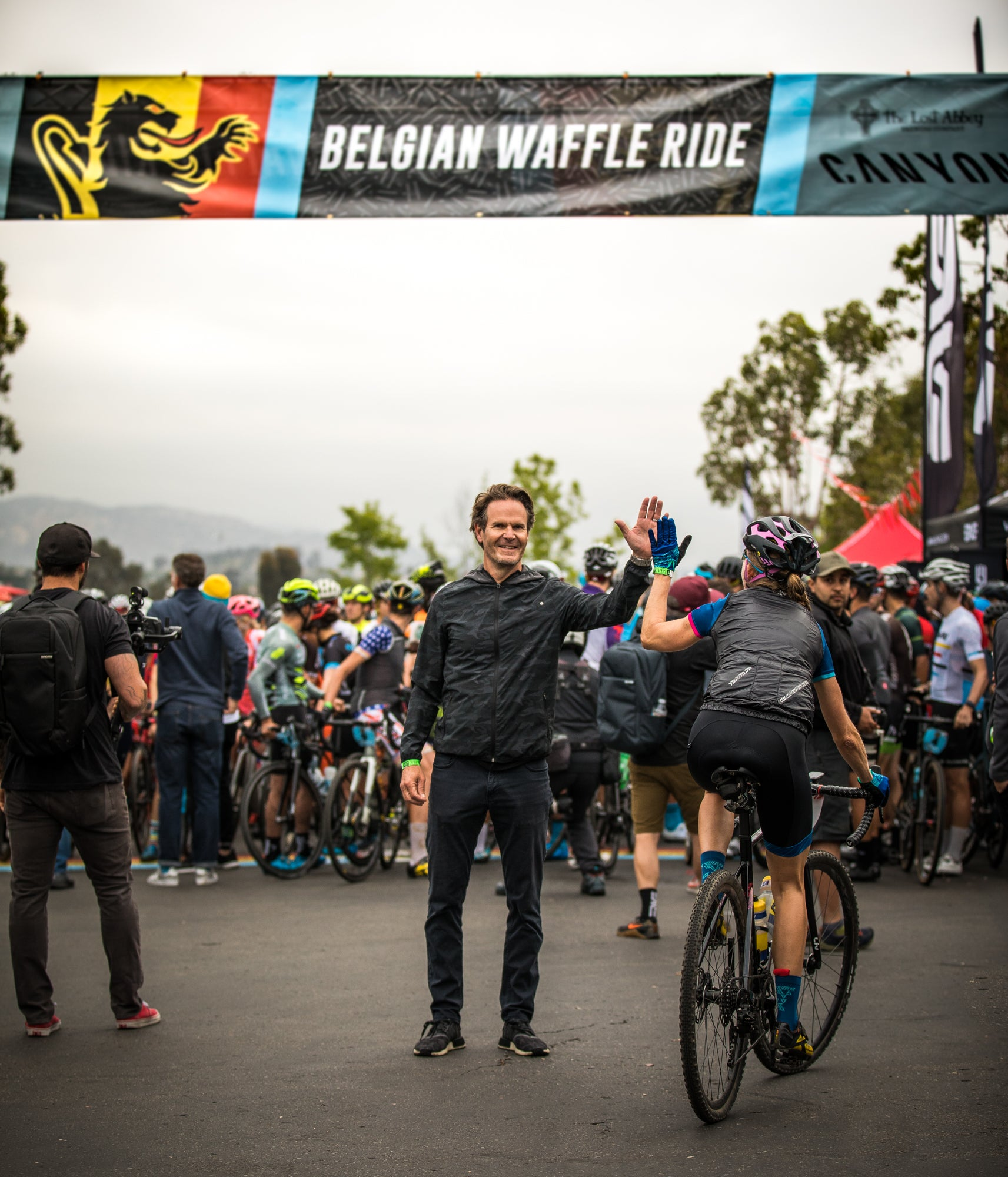 Marckx at Belgian Waffle Ride