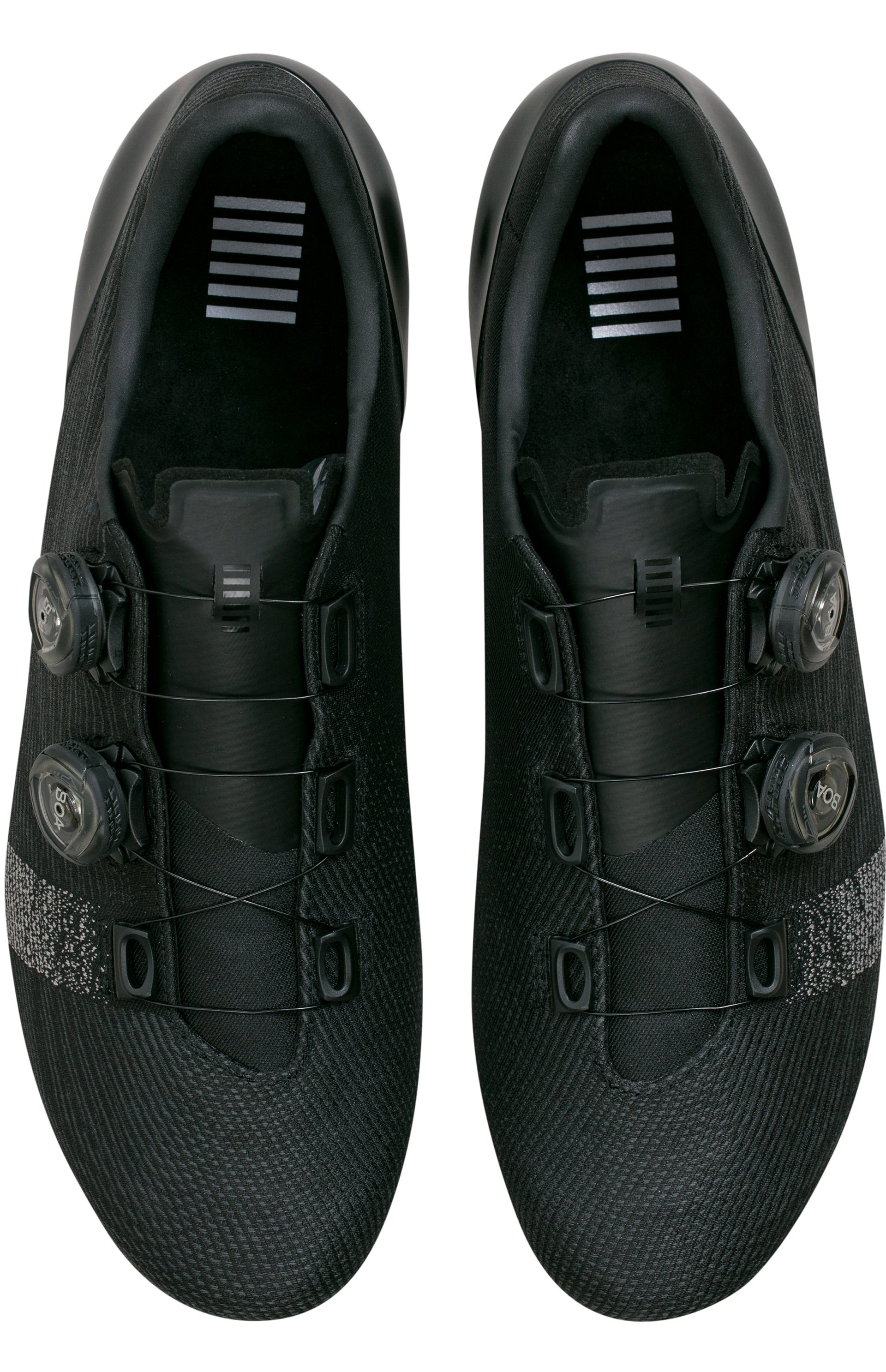 Rapha Pro Team cycling shoes in black
