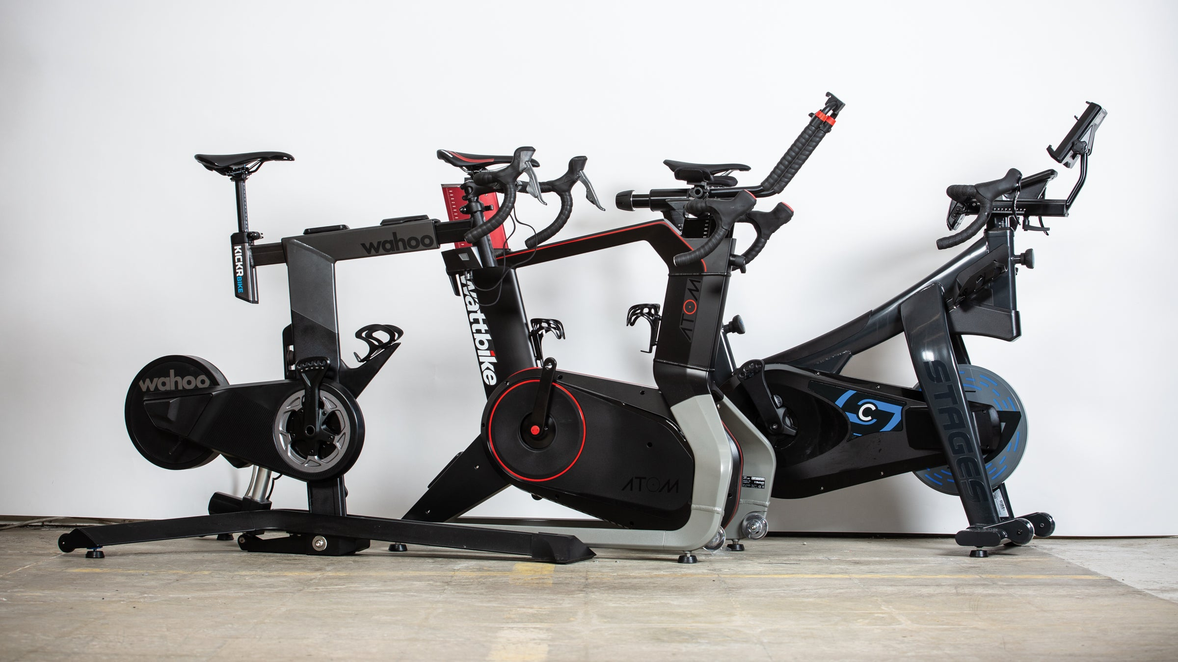 The Best Smart Bikes For Zwift A Head To Head Group Test
