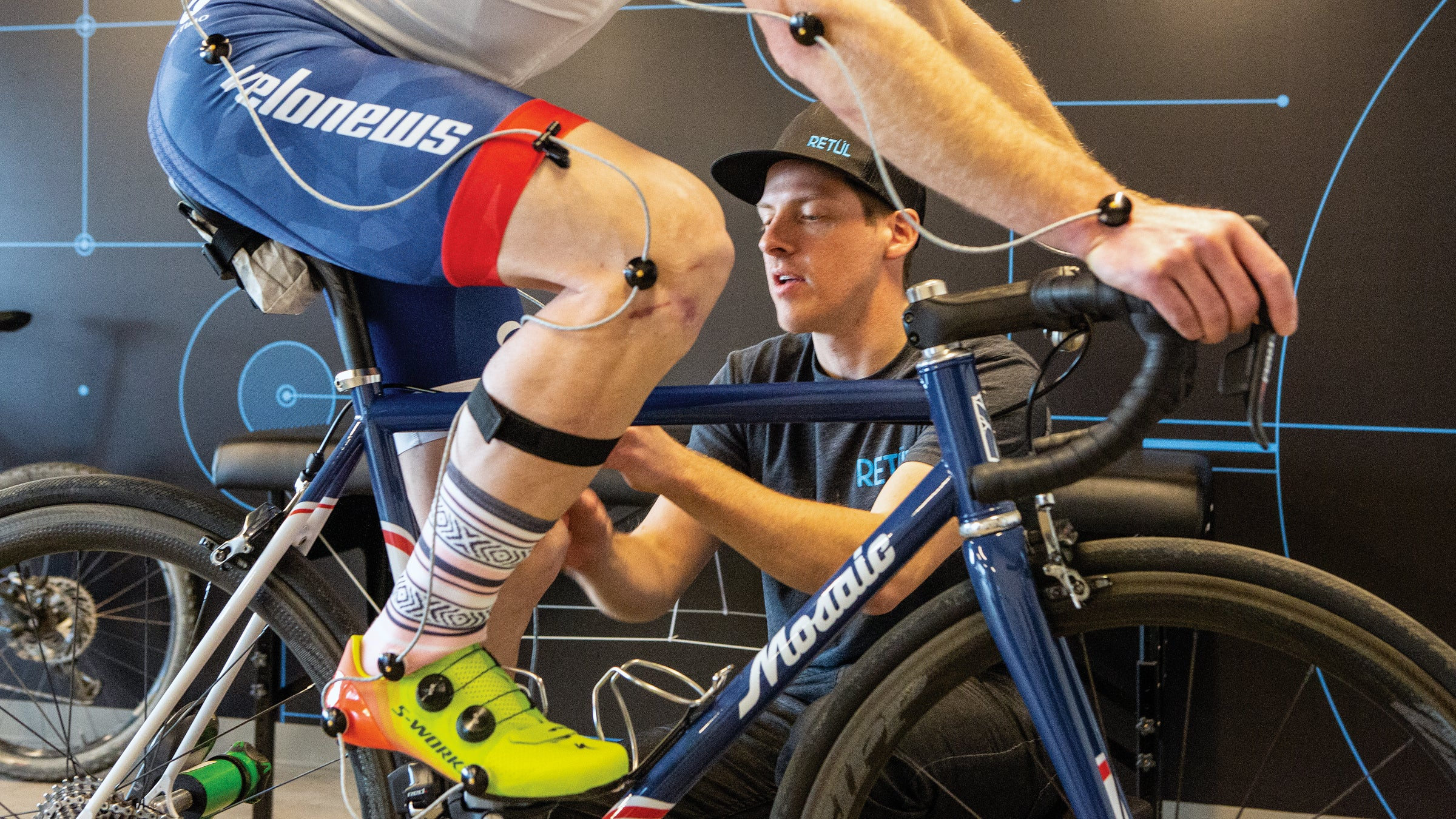 Bike fitting in 2020 is about finding the perfect balance ...
