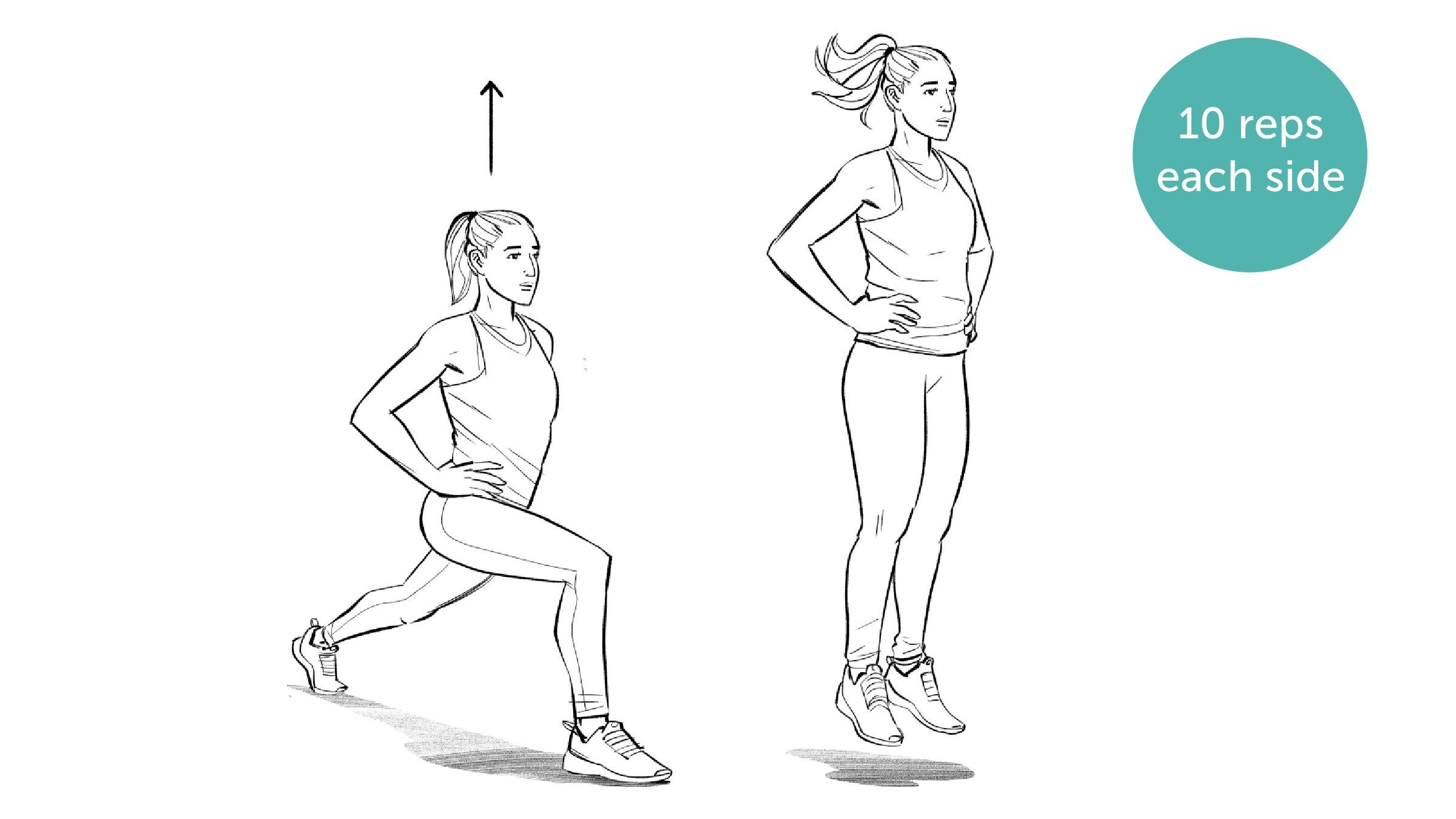 Acceleration Split Squat