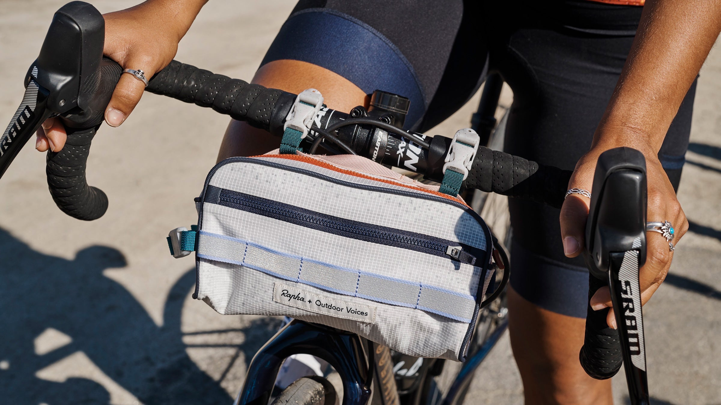 Rapha Outdoor Voices accessory bag