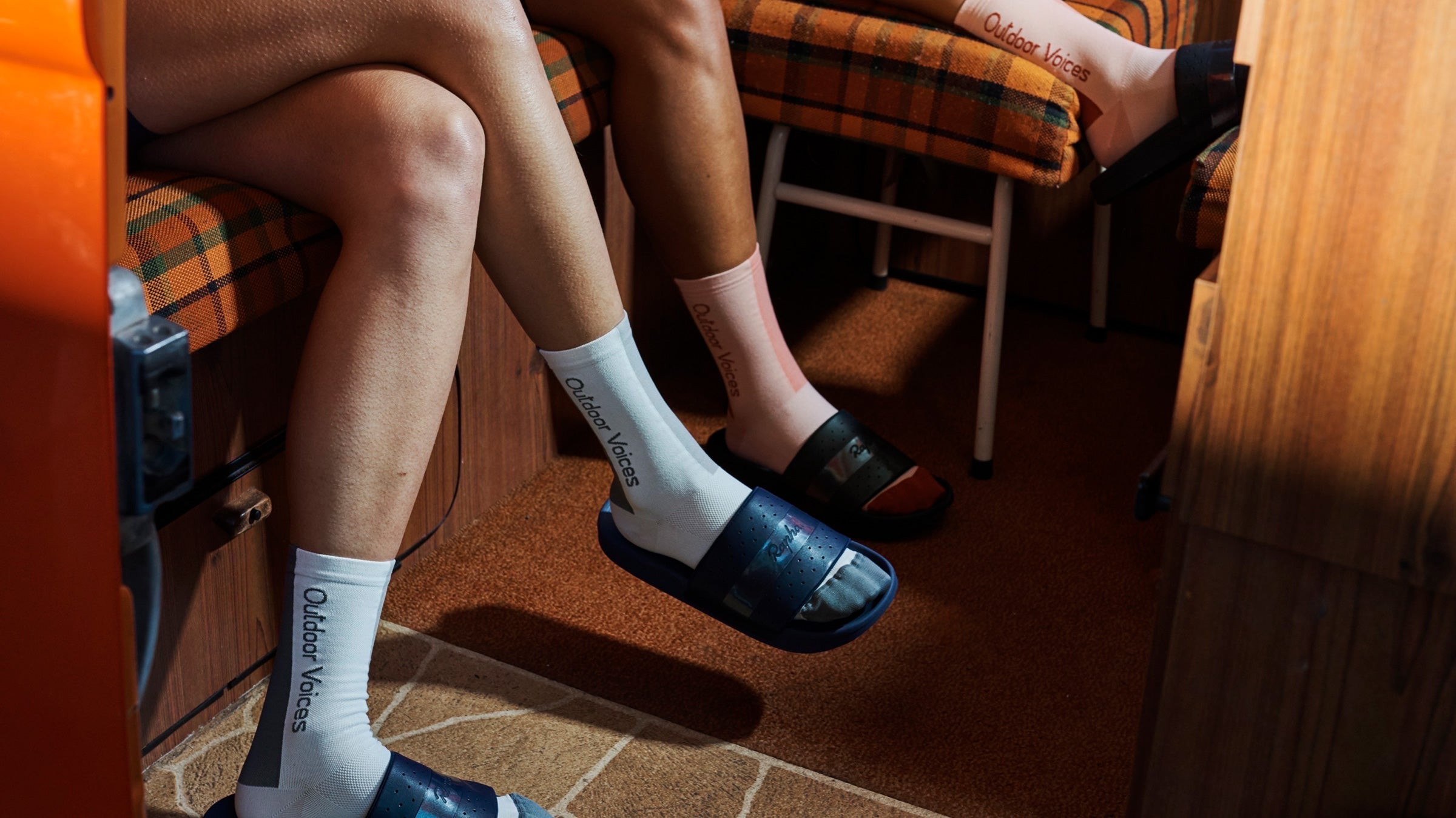 Rapha Outdoor Voices socks