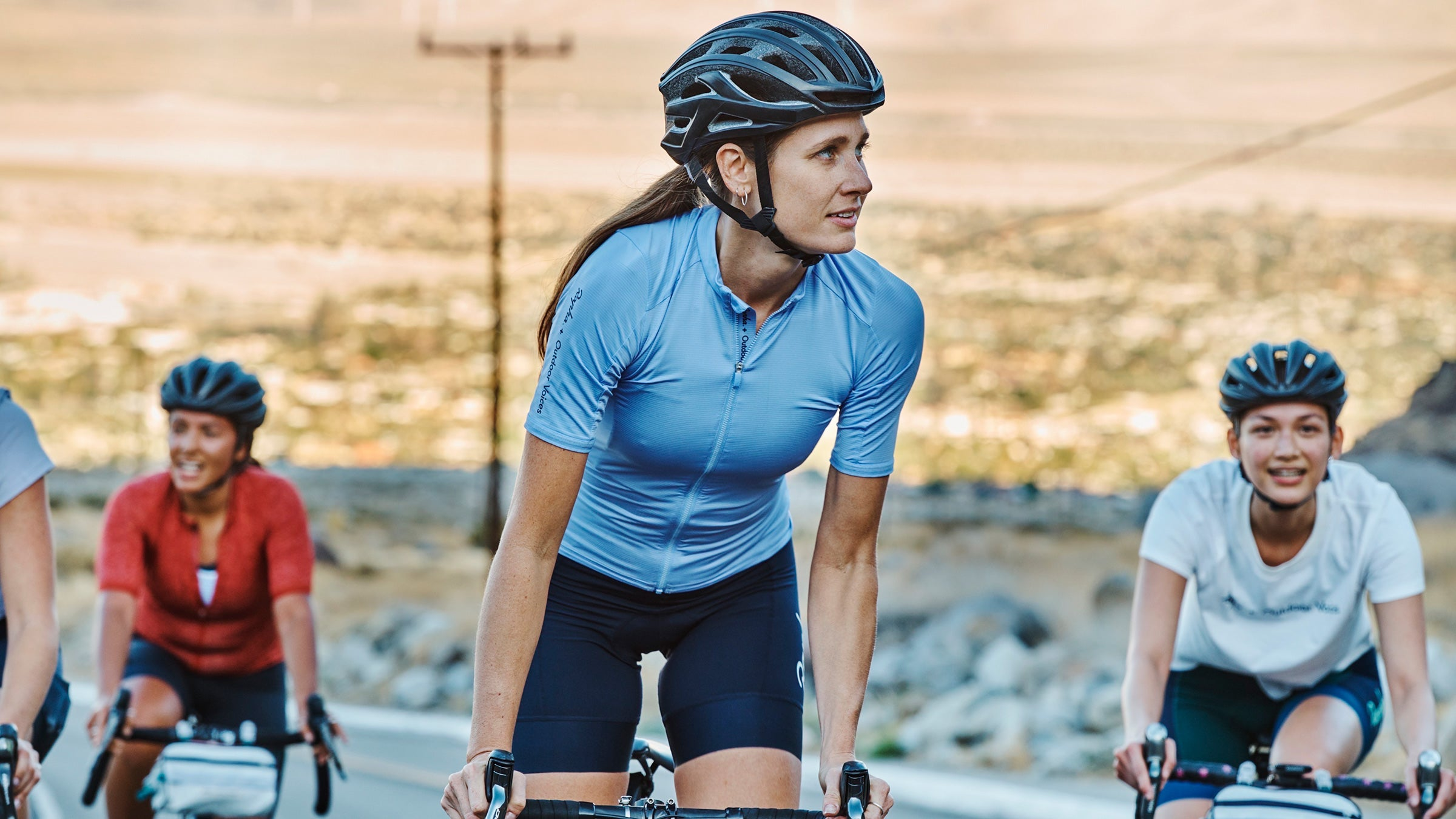 Rapha Outdoor Voices Jersey