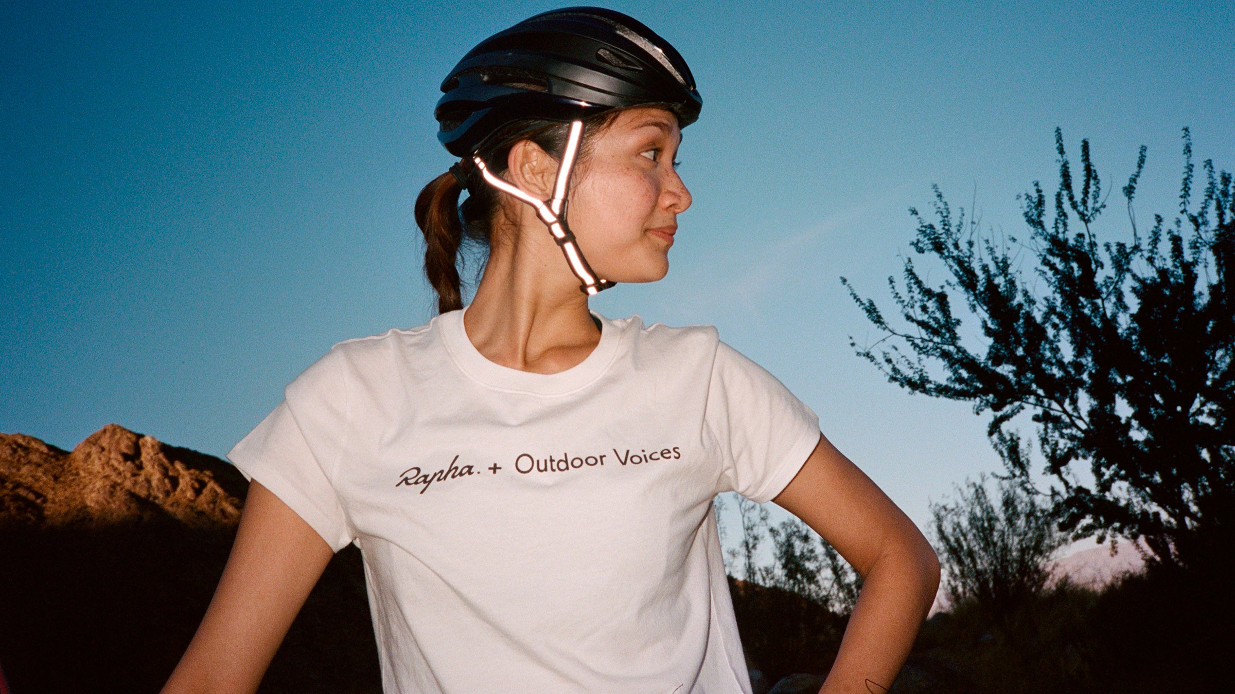 Rapha Outdoor Voices tee