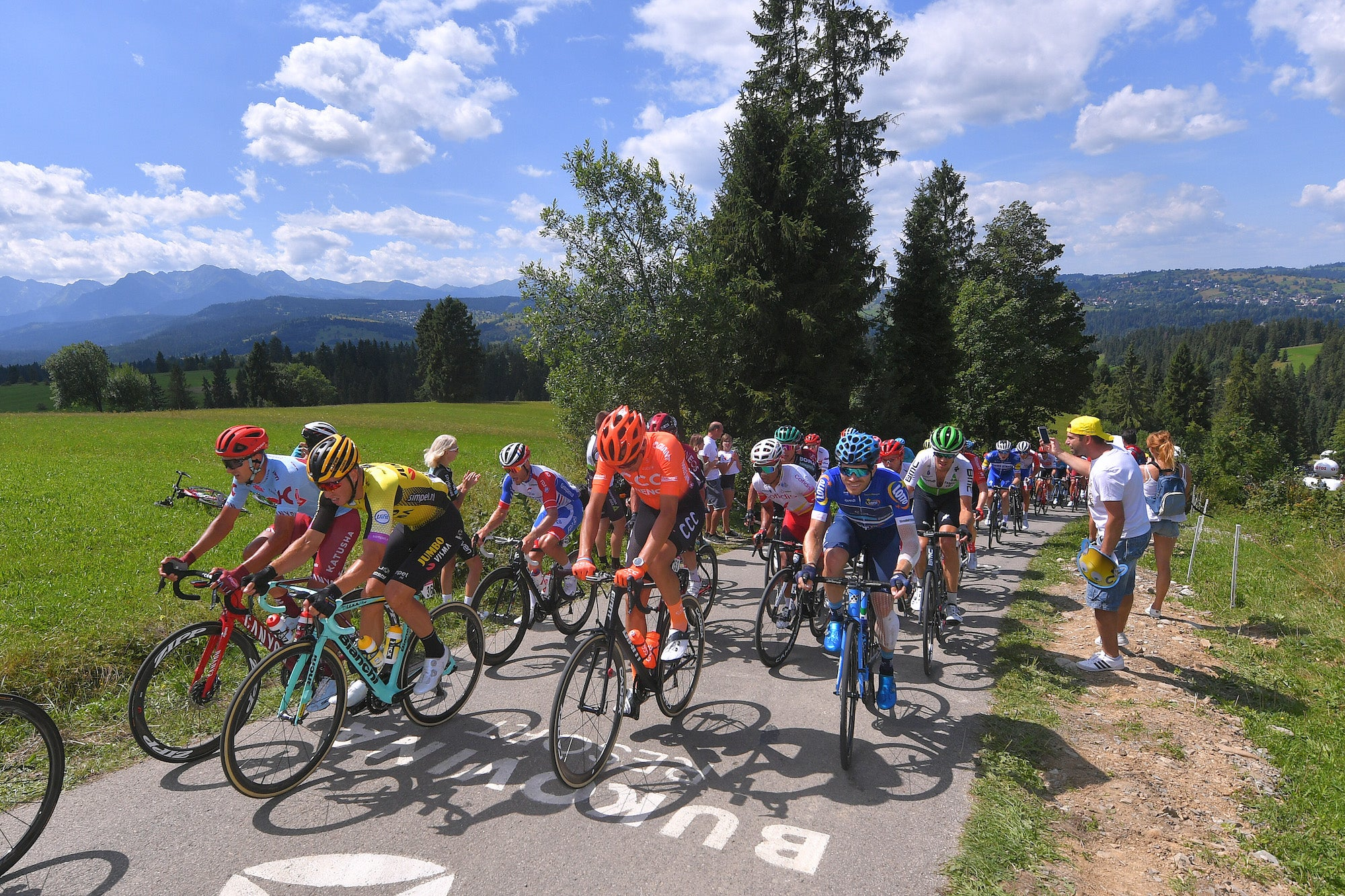 Five stages for Poland to mark WorldTour stage race return – VeloNews.com