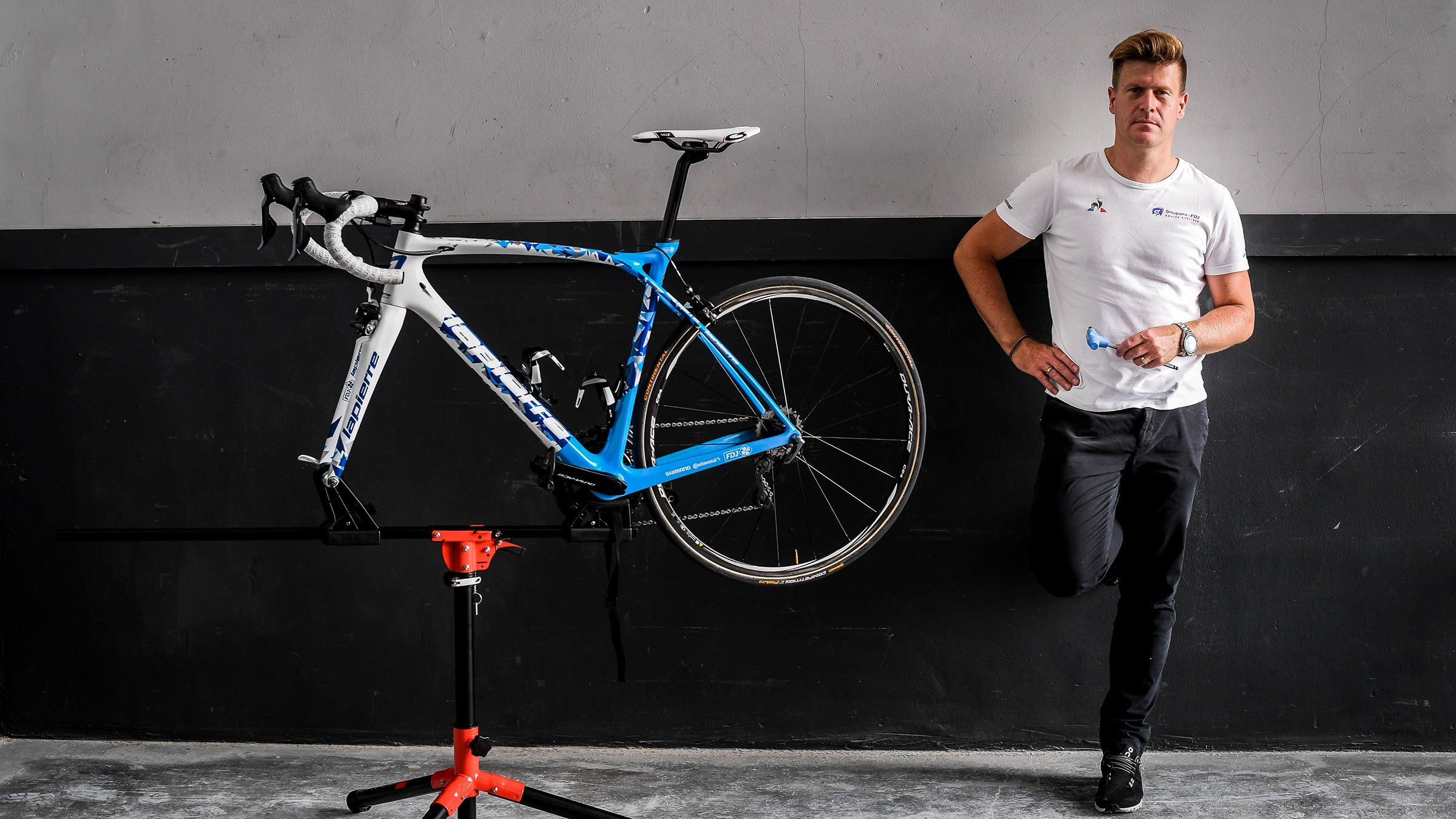 Tech Podcast: bicycle technology evolution with Jurgen Landrie – VeloNews.com