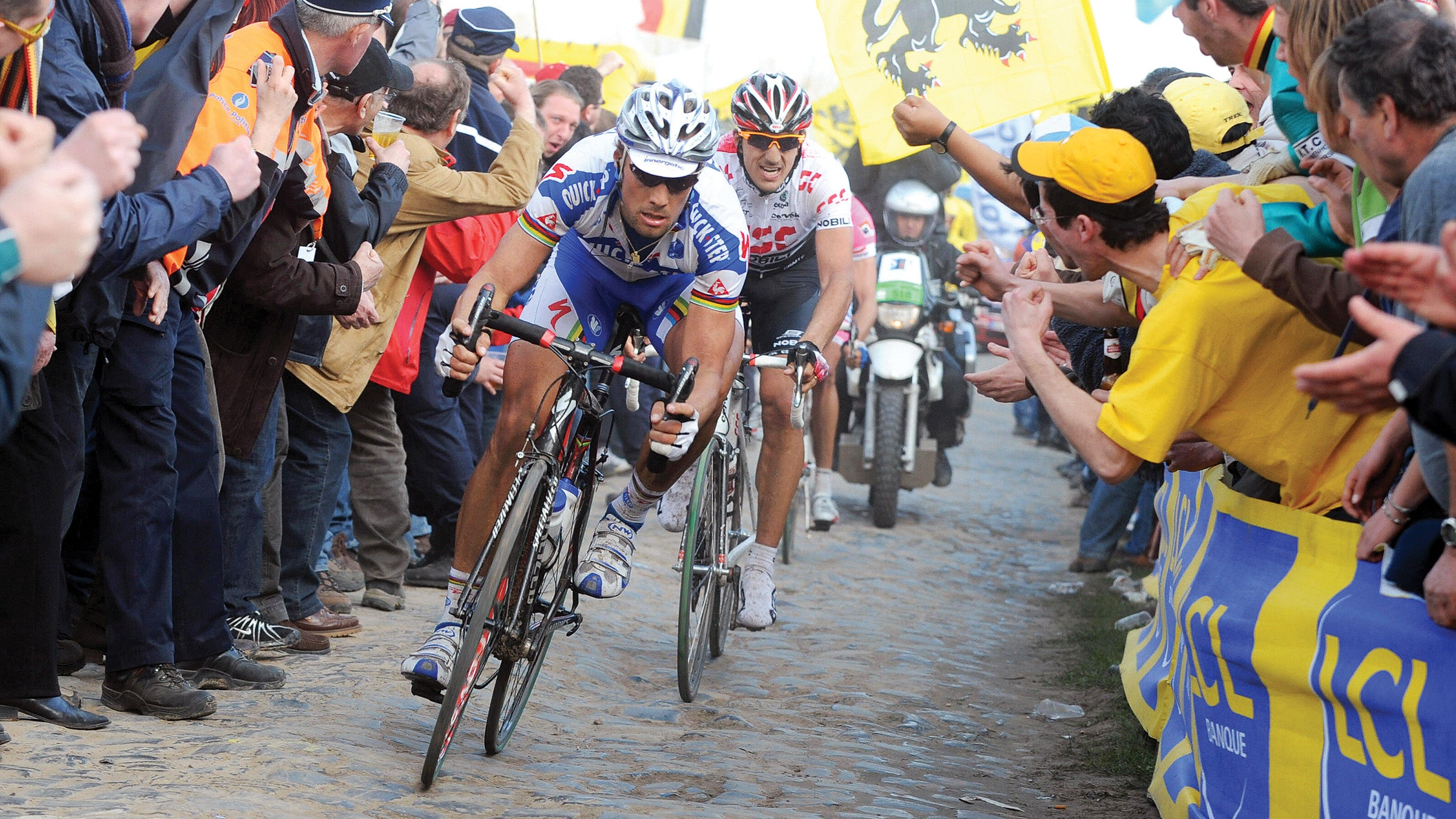 Tom Boonen vs. Fabian Cancellara: Rivalry for the ages – VeloNews.com