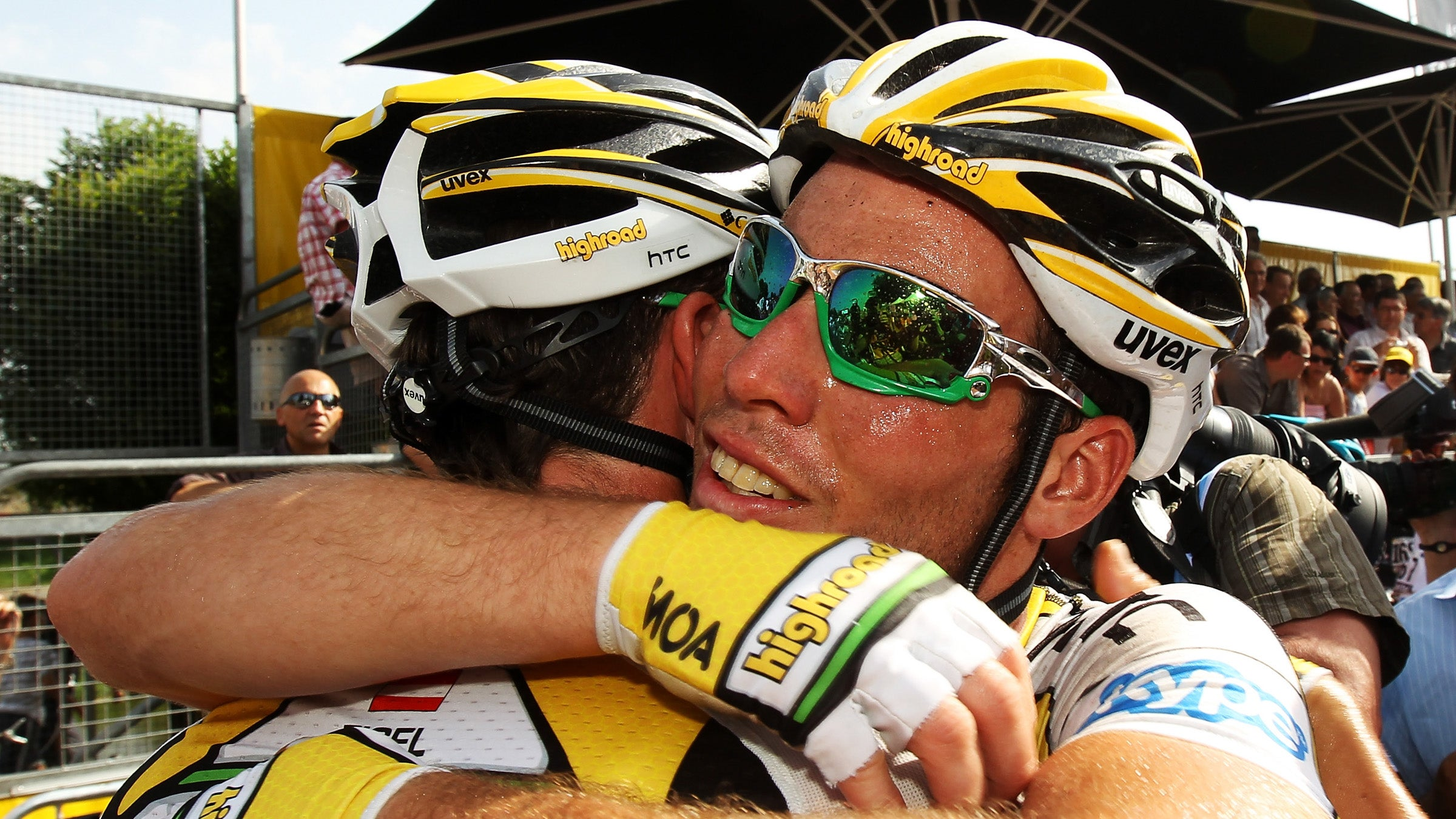 Untold stories of the Tour de France: Suffering with Mark Cavendish