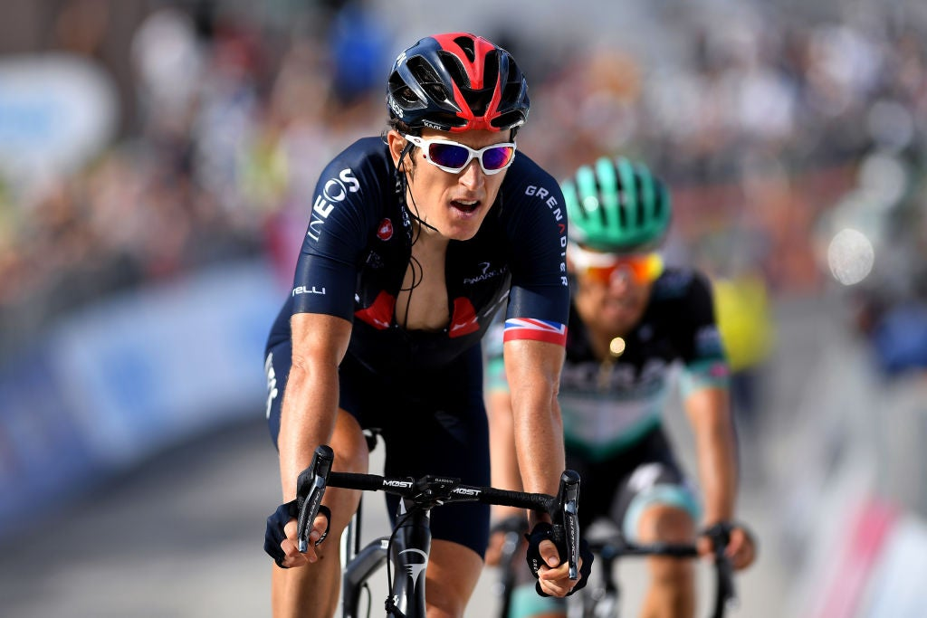 Geraint Thomas says Tour de France exclusion has given him 'a new lease of life' – VeloNews.com