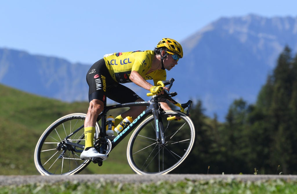 Tour de France leader Primož Roglič confirms Jumbo-Visma's use of ketones: 'For the real effects, it's hard to say' – VeloNews.com