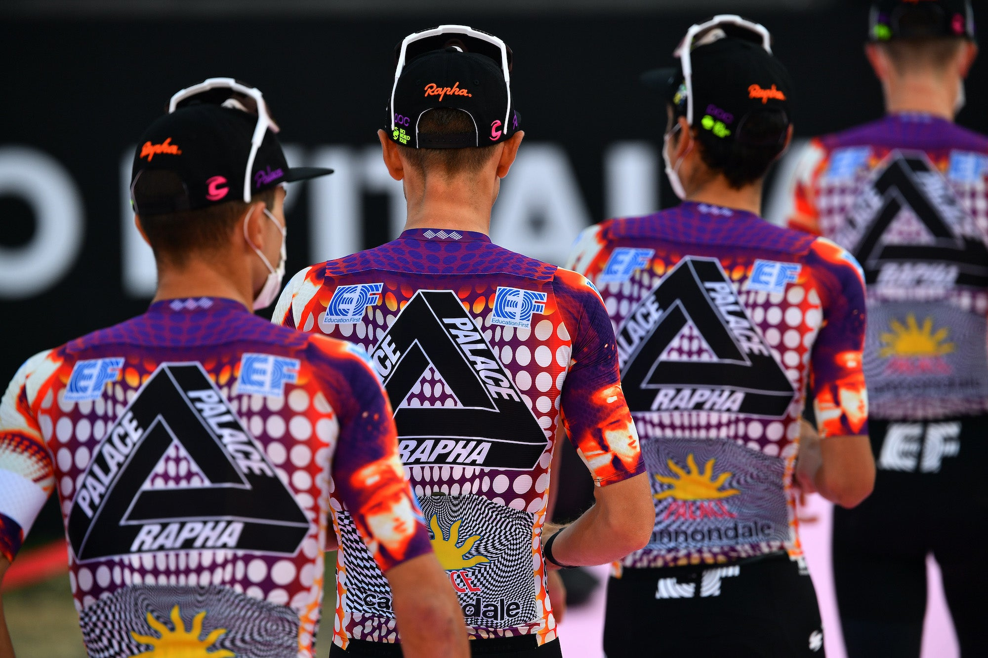 EF Pro Cycling fined for 'non compliant clothing' at Giro d'Italia ...