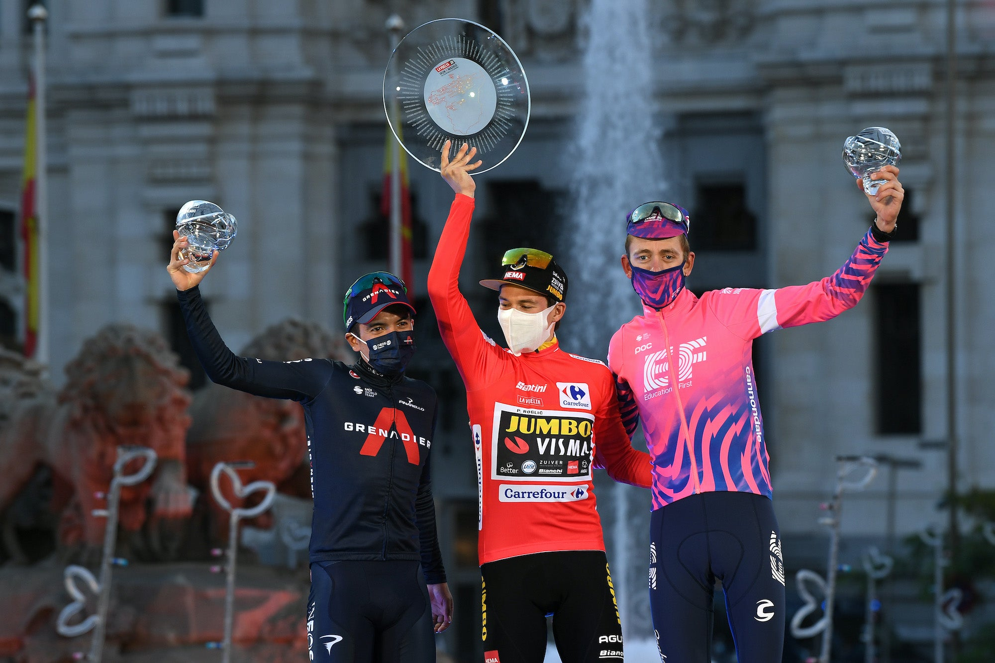Roundtable: Where will this 18-stage autumnal Vuelta a España sit in the history books? – VeloNews.com