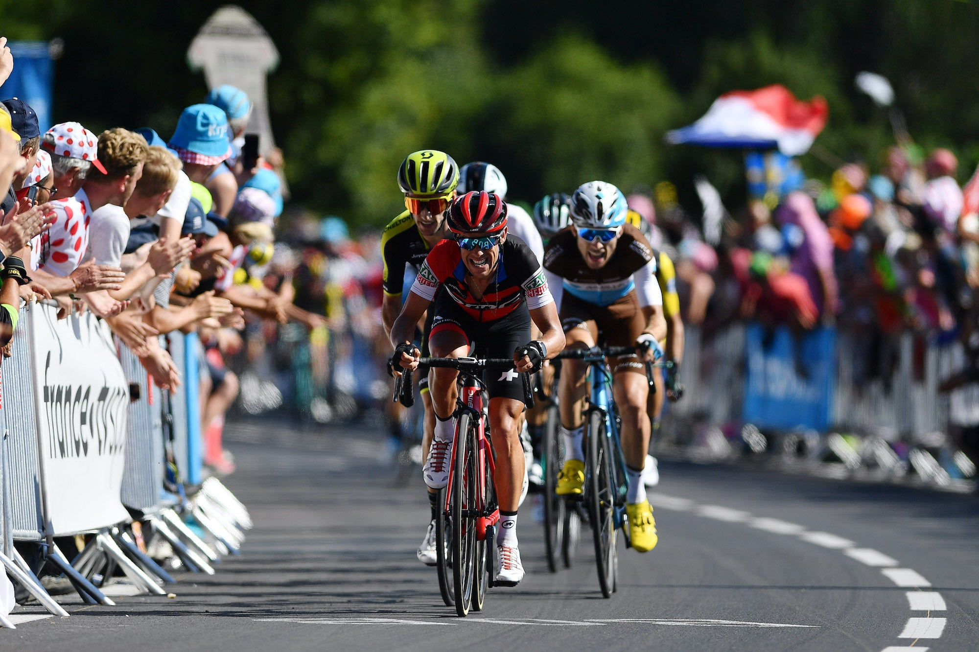Tour de Hoody: 2021 route delivers challenging opening weekend – VeloNews.com